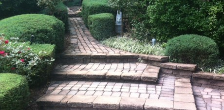 McKamey's art of hardscaping