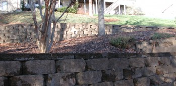 Retention Wall