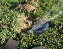 Need your irrigation repaired?